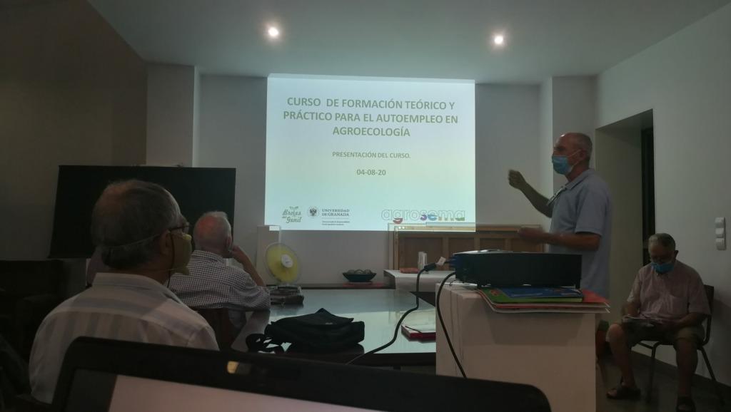 Curso de formación en agroecología